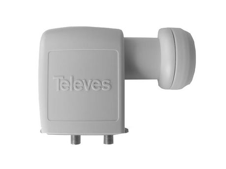Televes SP42EN - Hochleistungs Twin LNB